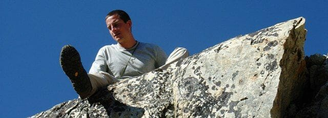 Man vs Wild Bear Grylls