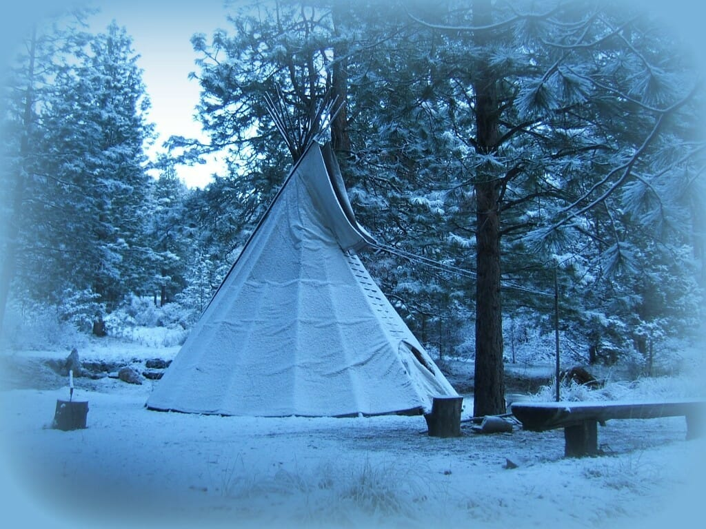 Winter Outdoor Survival Training California
