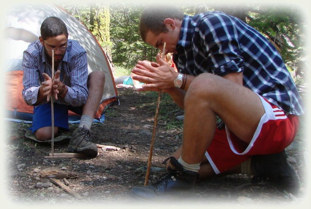 Study ? Wilderness Immersion Adult Survival Training
