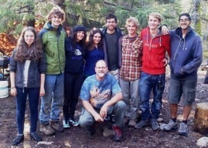 Wilderness Survival Training for Teenagers 2013 with Lifesong Wilderness Adventures