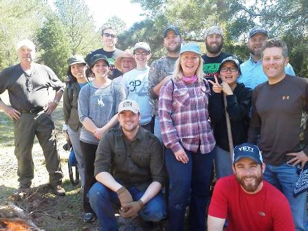 Top Survival Courses Group Photo