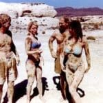 Show girls in the desert episode with Phil Keogen.