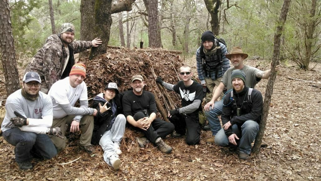 wilderness survival training in texas