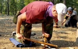 Adult Survival Camps California